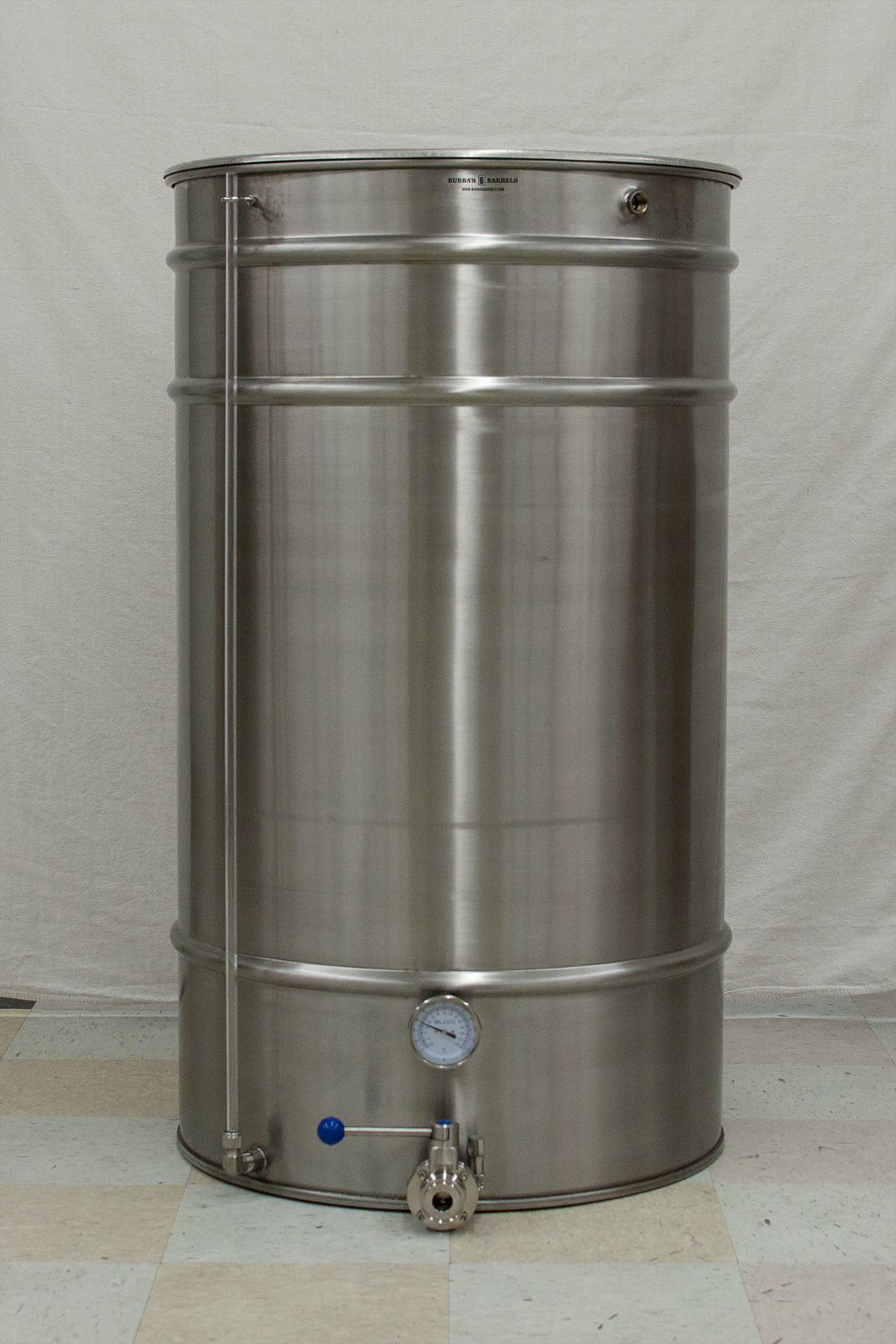 2 Bbl Electric Brew Kettle Bubba S Barrels