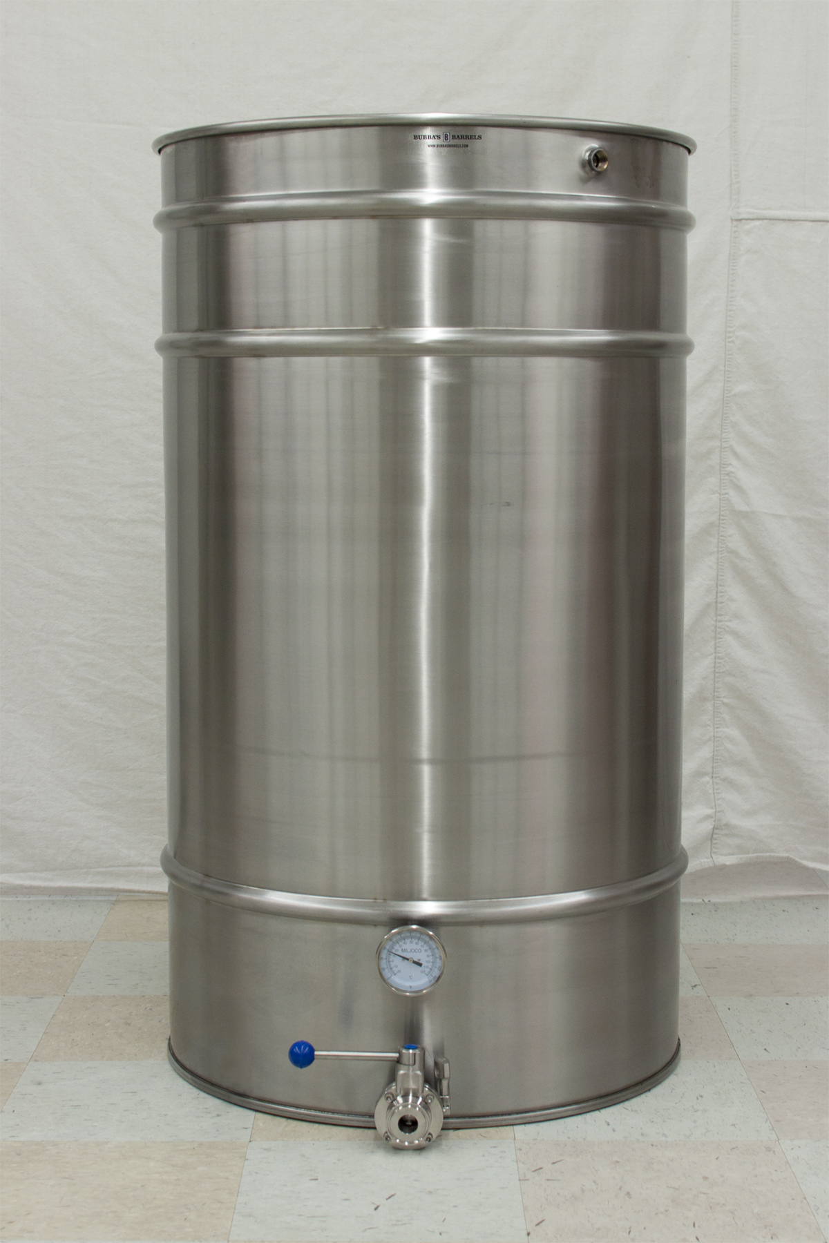 100 Gallon Hot Liquor Tank Bubba S Barrels