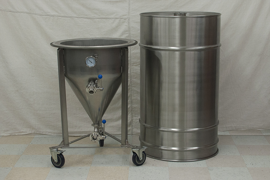 2 Bbl Conical Fermenter Bubba S Barrels