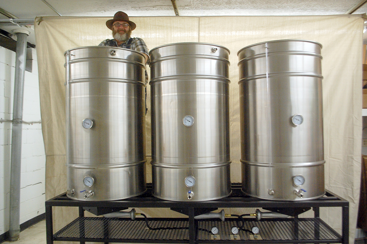 Brew Table Brewing Stand Bubba S Barrels