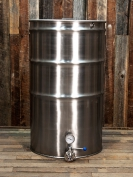 100 Gallon Electric Hot Liquor Tank