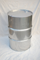 55 Gallon Stainless Drum 18 Gauge
