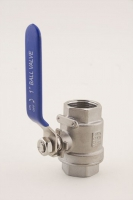 "1"" two piece ball valve"
