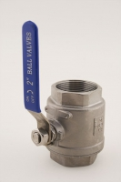"2"" two piece ball valve"