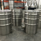 3 BBL Kettles ready for shipping