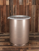 44 Gallon Open Head Seamless Drum