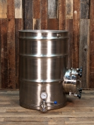 55 Gallon Electric Mash Tun
