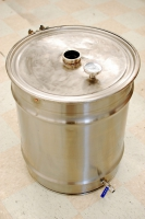 Stainless Boiler 55 Gallon