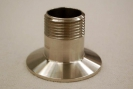 "2"" Tri-Clamp x 1"" Male NPT"