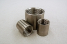 "3/4"" Stainless Coupling"