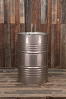8 Pack 55 Gallon Stainless Steel Drum 20 Gauge (.9mm)