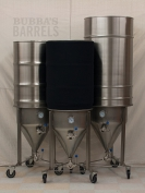 2 BBL  Fermenter with Cooling