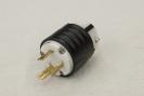 Twist Lock Male Plug 30 Amps